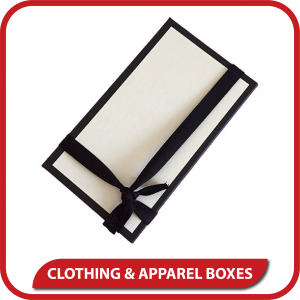 Clothing & Apparel Boxes