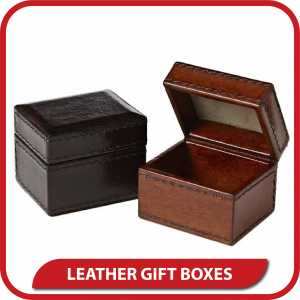 Leather Gift Boxes