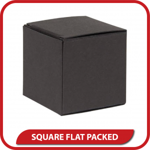 Square Flat Packed